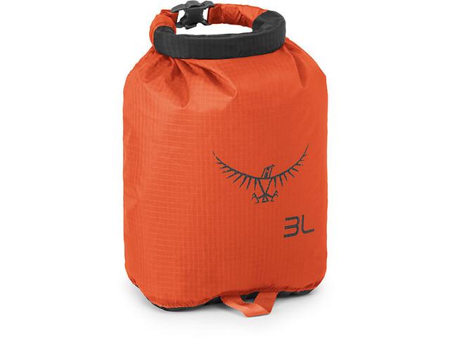 Osprey Ultralight Drysack 3 L poppy orange